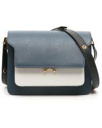 Marni Trunk Medium Bag - Multicolor