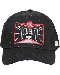 Philipp Plein Hat - Black