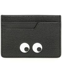 Anya Hindmarch Black Eyes Card Case