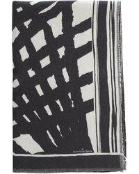 Pierre Louis Mascia Wash Printed Scarf - Multicolor