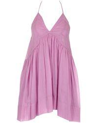 Isabel Marant - Kitou Mini Dress - Lyst