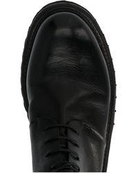 Marsèll Carrucola Lace-up Boots - Black