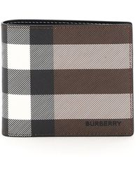 Burberry Check International Bifold Wallet - Multicolor