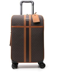 MICHAEL Michael Kors Beford Oversize Suitcase - Brown