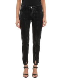 Givenchy Washed Skinny Jeans - Black