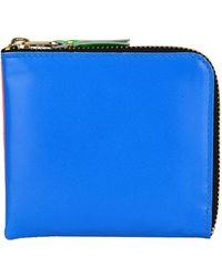 Comme des Garçons - Small Zip Wallet - Only One Size / Multi - Lyst