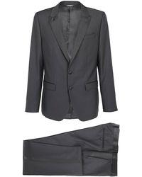 Dolce & Gabbana - Three-piece Suit - Lyst