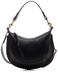 Isabel Marant Naoko Shoulder Bag - Black