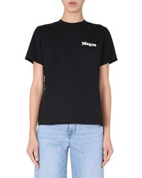 MSGM Crew Neck T-shirt - Multicolour