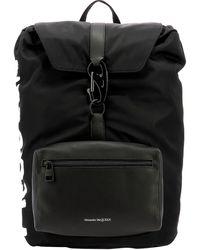 """Alexander McQueen """"urban"""" Backpack - Black"""