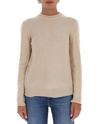 Marni - Crewneck Knitted Sweater - Lyst