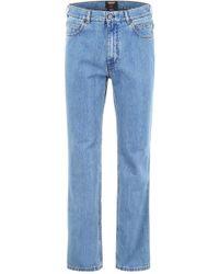 CALVIN KLEIN 205W39NYC - Jaws Print Jeans - Lyst
