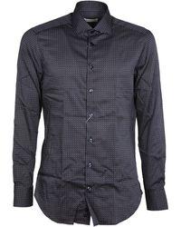 Etro - Long-sleeve Buttoned Shirt - Lyst