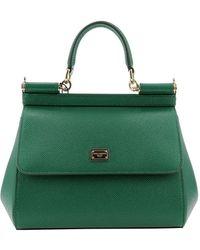 Dolce & Gabbana Sicily Bag Small - Green