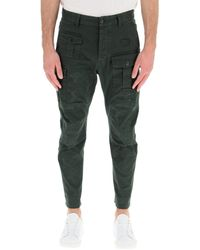 DSquared² Sexy Cargo Pants - Green