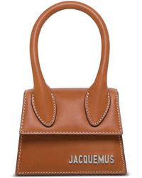 Jacquemus Le Chiquito Micro Tote Bag - Brown