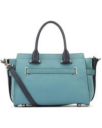 COACH Sea Green Leather Handbag Nd