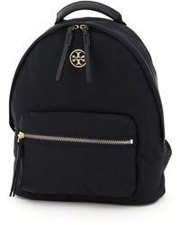 Tory Burch Piper Zip Backpack - Black