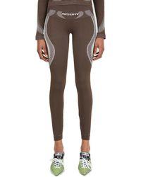 MISBHV Sport Active Classic Leggings - Brown