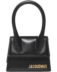 Jacquemus Le Chiquito Mini Shoulder Bag - Black