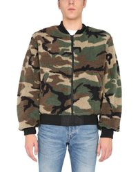Alpha Industries Other Materials Outerwear Jacket - Black