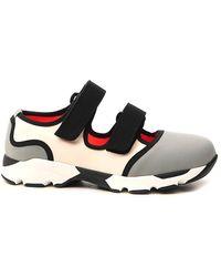 Marni Touch Strap Sneakers - Multicolour