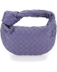 Bottega Veneta The Mini Jodie - Purple