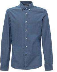 Brunello Cucinelli Buttoned Denim Shirt - Blue