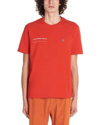 Undercover Cotton T-shirt - Red