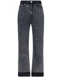 ADER error Innersy Jeans - Black