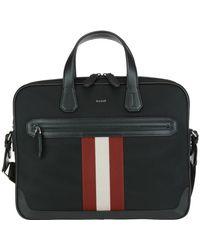 Bally Chandos Business Bag - Black