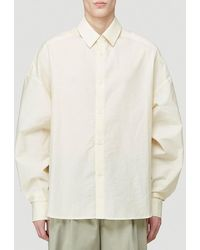 Jacquemus La Chemise Santon Shirt - White