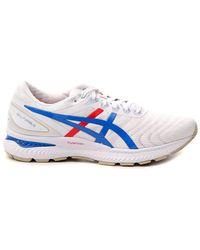 Asics Gel-nimbus 22 Retro Tokyo Running Shoes - Ss20 - Blue