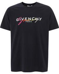 Givenchy Signature Logo T-shirt - Black