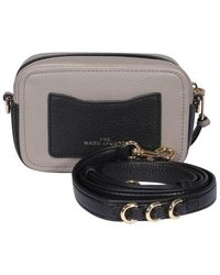 Marc Jacobs The Softshot 17 Cross Body Bag - Natural