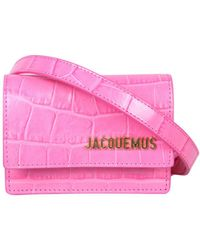 Jacquemus La Ceinture Bello Belt Bag - Pink