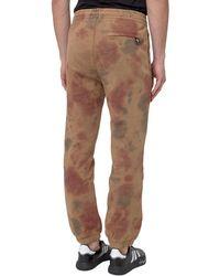 BBCICECREAM Tie-dye Effect Sweatpants - Brown