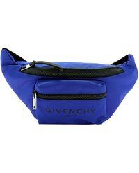 Givenchy Light 3 Belt Bag - Blue