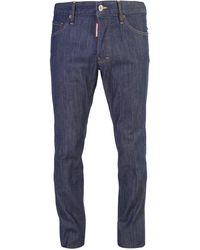 DSquared² Cool Guy Denim Jeans - Blue