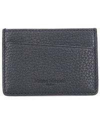 Maison Margiela Four-stitches Card Holder - Black
