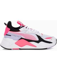 PUMA Rs-x 90s Trainers - Pink