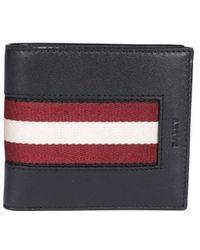 Bally Brasai Bifold Wallet - Black