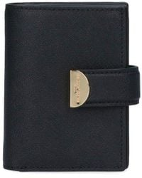 Marc Jacobs The Half Moon Chain Wallet - Black