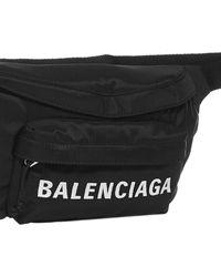 Balenciaga Everyday Beltpack - Black