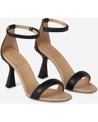 Givenchy Carene Heeled Sandals - Black