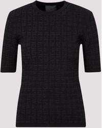 Givenchy 4g Knit Jumper - Black