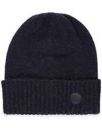 Golden Goose Hats Blue