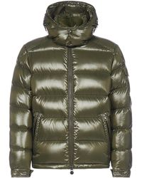 Moncler Maya Down Jacket - Green