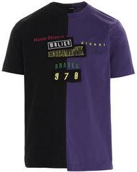 DIESEL Colour T-shirt - Multicolour
