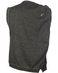 ADER error Twisted Sleeveless Sweater - Black